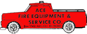 Ace Fire Equipment & Service Co., Inc., Logo